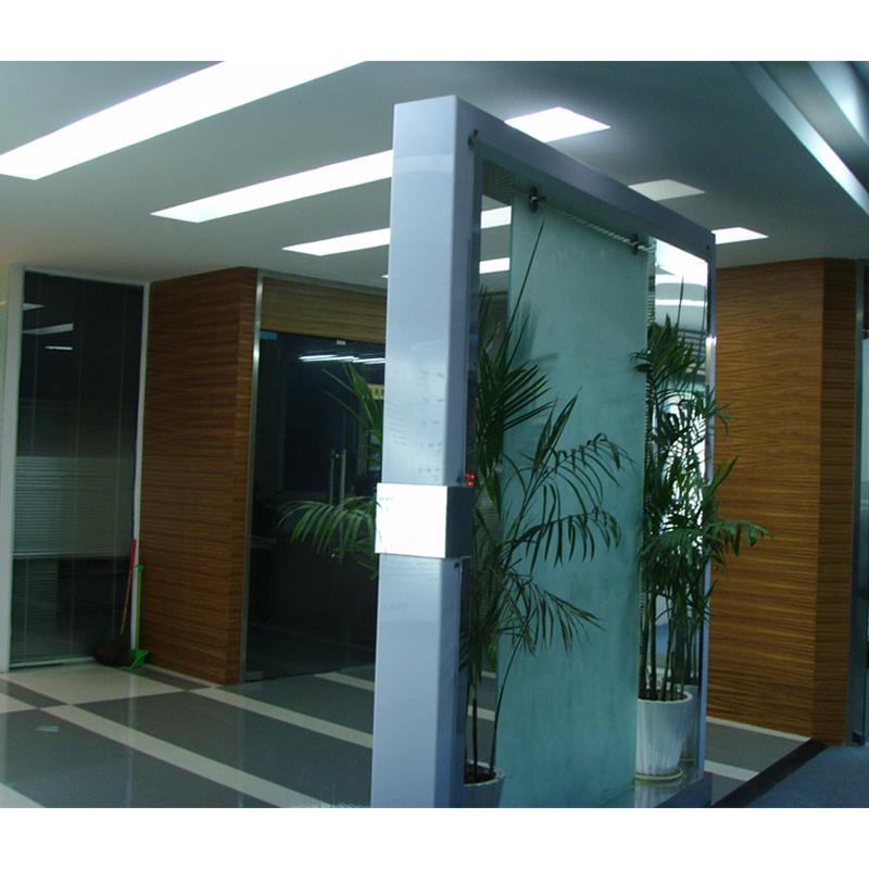 杭州装饰网,华星科技大厦办公室装饰