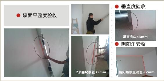 装修公司油漆工艺规范标准